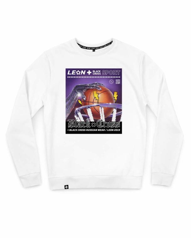 print LEON Metal basketball