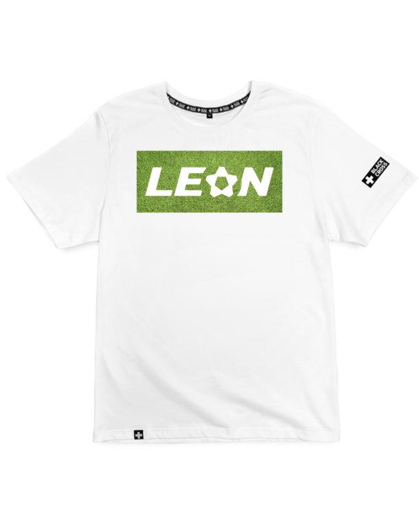 print Leon grass