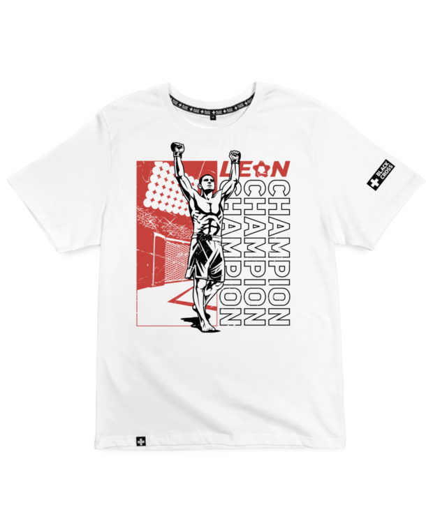 print LEON champ MMA